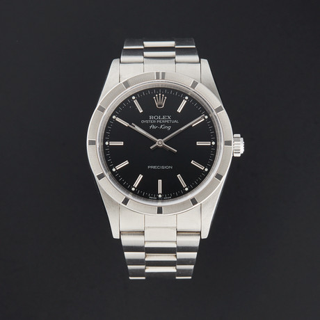Rolex Airking Automatic // 14010 // F Serial // Pre-Owned