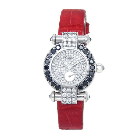 Chopard Ladies Imperiale Quartz // 39/6168-50 // Pre-Owned