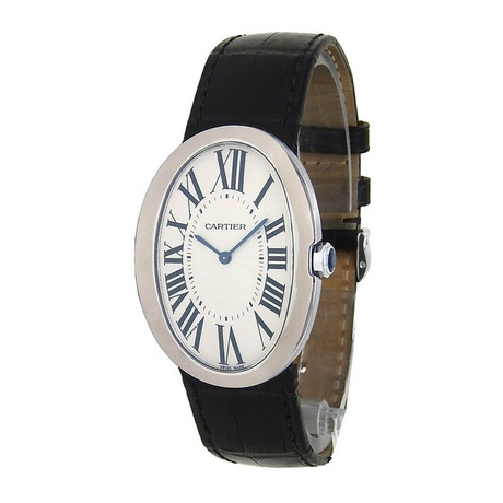 Cartier Baignoire Manual Wind // W8000001 // Pre-Owned