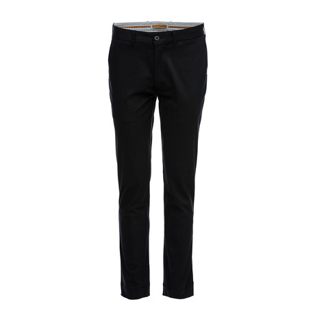 J.P. Stretch Chino // Muted Black (28WX30L)
