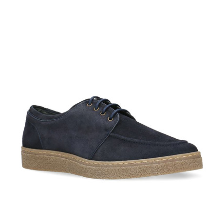 Toto Lace-Up // Dark Navy Blue (Euro: 40)