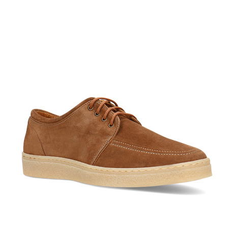 Toto Lace-Up // Cognac (Euro: 40)