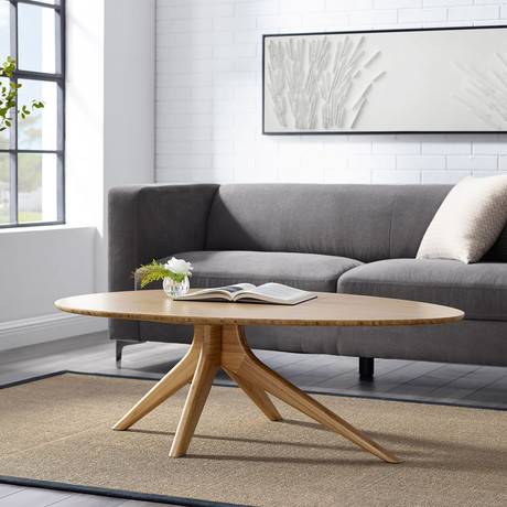 Rosemary Coffee Table (Caramelized)