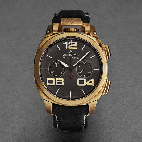 Anonimo Chronograph Automatic // AM112004001A01