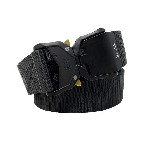 Dadilu Tactical Quick Release Belt // Black