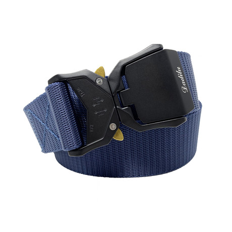 Dadilu Tactical Quick Release Belt // Navy