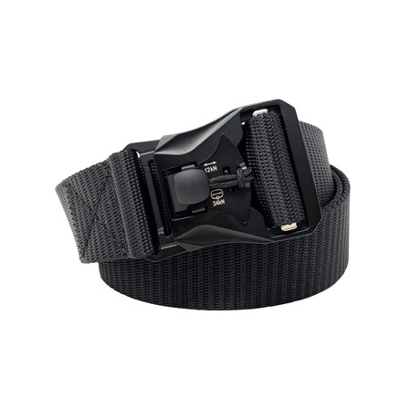 Frag Tactical Quick Release Belt // Black
