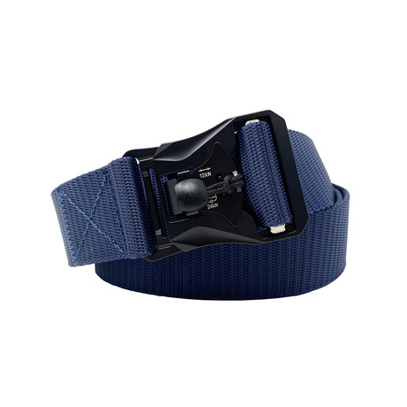 Frag Tactical Quick Release Belt // Navy