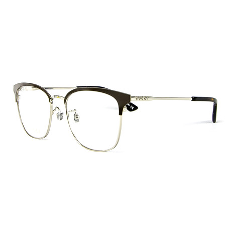 Unisex 0413OK Optical Frames // Gold