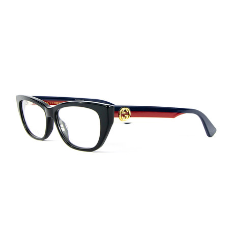 Women's 0277O Optical Frames // Black