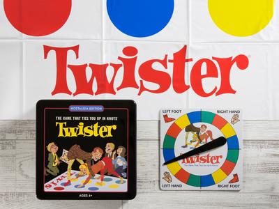 photo of Twister Nostalgia Tin by Touch Of Modern