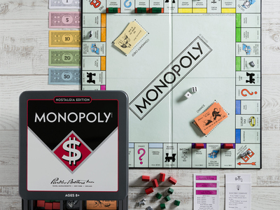 photo of Monopoly Nostalgia Tin by Touch Of Modern