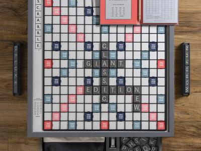 photo of Scrabble Giant Deluxe Designer by Touch Of Modern