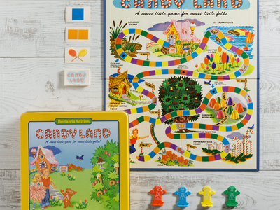photo of Candyland Nostalgia Tin by Touch Of Modern