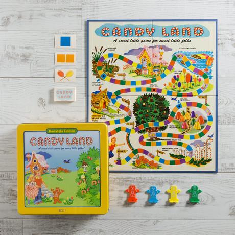 Candyland Nostalgia Tin