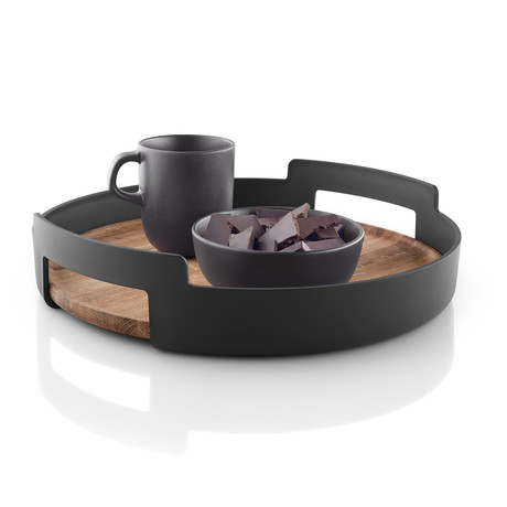 Nordic Kitchen Cookware // Serving Tray // Black