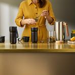 Thermo Tea Mug // Black