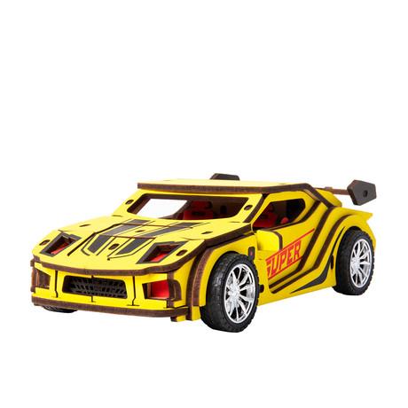 Inertia Power Vehicles // Sports Car