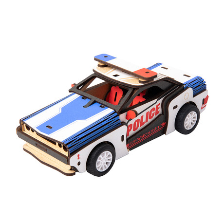 Inertia Power Vehicles // Police Car