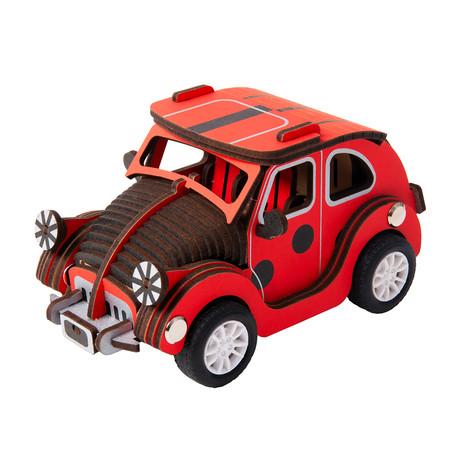 Inertia Power Vehicles // Ladybug Car