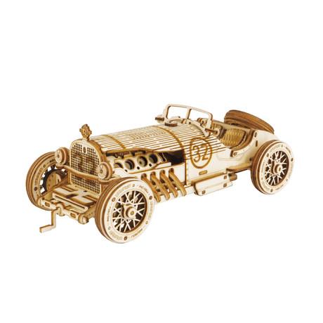 Scale Model Vehicle // V8 Grand Prix Car