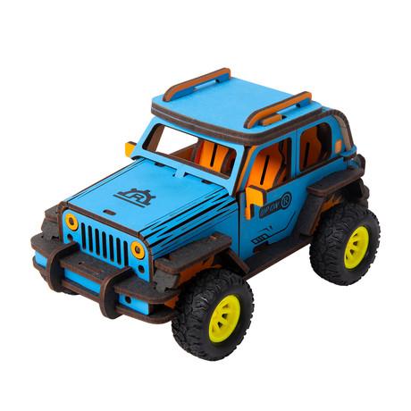 Inertia Power Vehicles // Off-Road Car