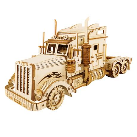 Scale Model Vehicle // Heavy Truck