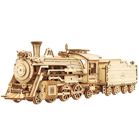 Scale Model Vehicle // Prime Steam Express
