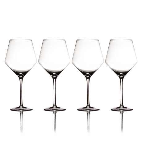 Barolo Wine Glasses // Set of 4