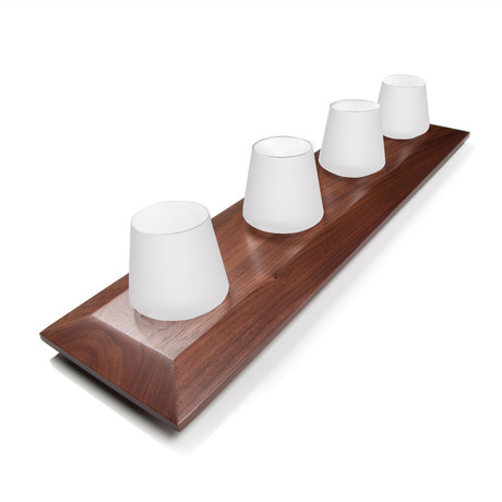 Shot Flight Serving Set (Clear)