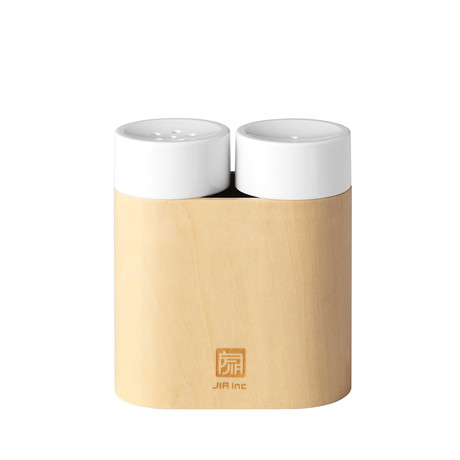 Taste Salt + Pepper Set