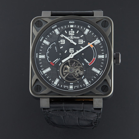 Bell & Ross Aviation Tourbillon Automatic // BR01-TOURBILLON // Pre-Owned