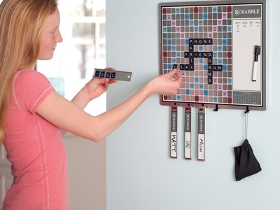 photo of Scrabble message Board by Touch Of Modern