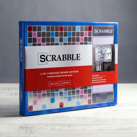 Scrabble message Board