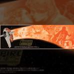 "Star Wars Alternative Movie Poster // The Empire Strikes Back (24""W x 9""H)"