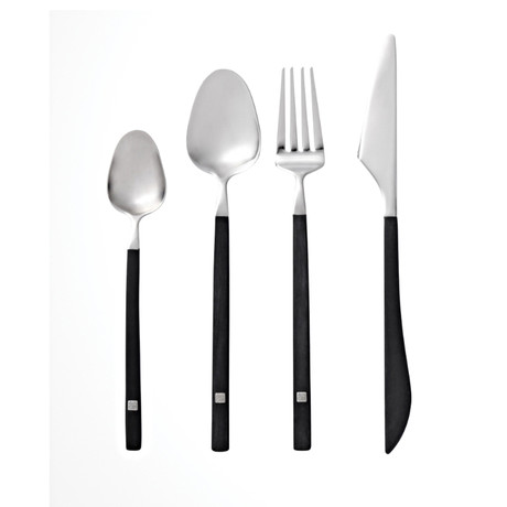 Calligraphy Cutlery // 4 Piece Set