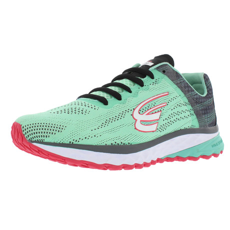 Women's Vento // Mint + Charcoal + Coral (US: 6)