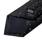 Solar Silk Tie // Black