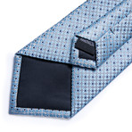Arce Handmade Silk Tie // Light Blue
