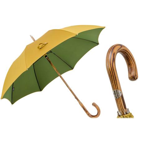 Bicolor Hickory Umbrella