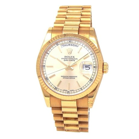 Rolex Day-Date Automatic // 118238 // D Serial // Pre-Owned