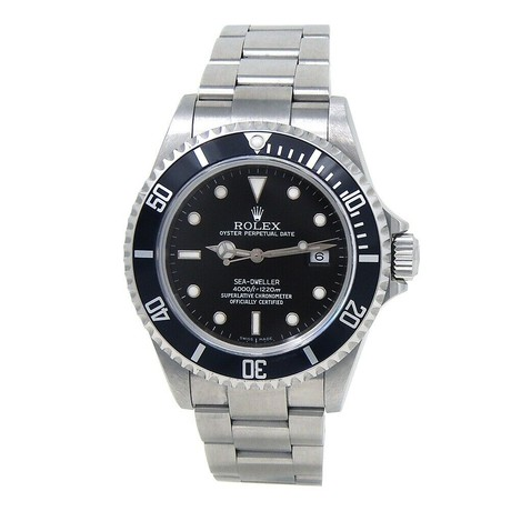 Rolex Sea-Dweller Automatic // 16600 // F Serial // Pre-Owned