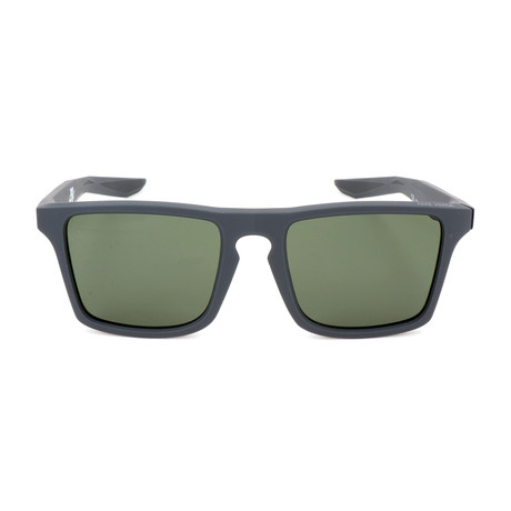 Men's Verge Sunglasses // Anthracite + Cool Gray + Green