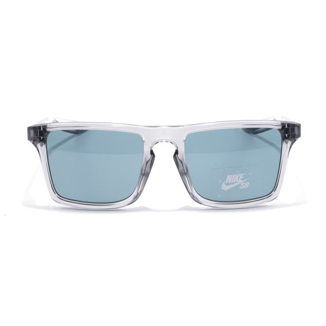 Men's Verge Sunglasses // Wolf Gray + Cool Gray + Teal