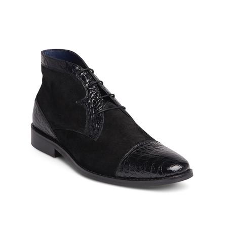 Jalisco Chukka Boot // Black (US: 7)
