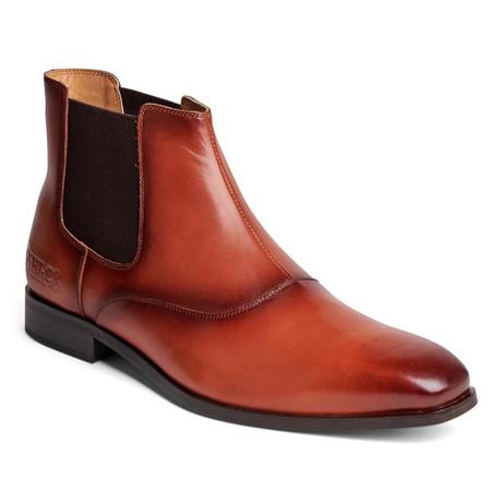 Rhythm Chelsea Boot // Cognac (US: 7)