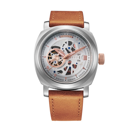 Aries Gold Vanguard 9025 Automatic // G 9025 SRG-SRG