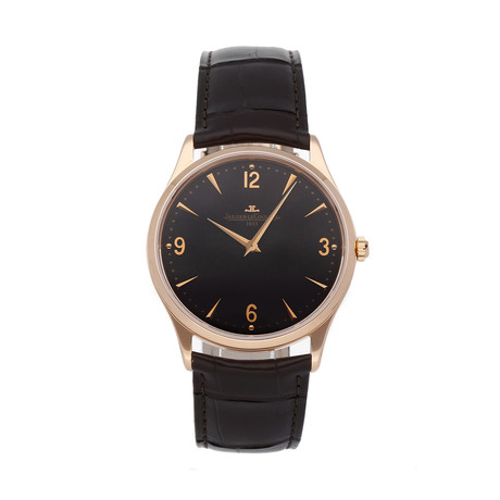 Jaeger-LeCoultre Master Ultra Thin Manual Wind // 1342450 // Pre-Owned