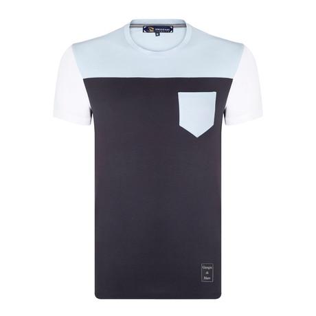 Karaman T-Shirt // Navy (XS)