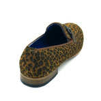 Michelan Dress Shoes // Leopard (Euro: 45)
